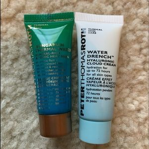 {Peter Thomas Roth}  moisturizer and mask